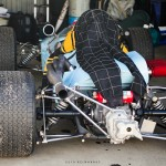 HSRCA Historics at Wakefield Park